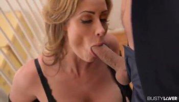 Fingering for sweetheart before anal gratifying