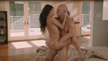 Ashlee Mae gets fucked by a real man