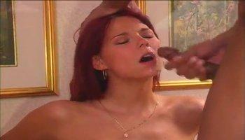 Big tittied latina maid Jasmine Caro